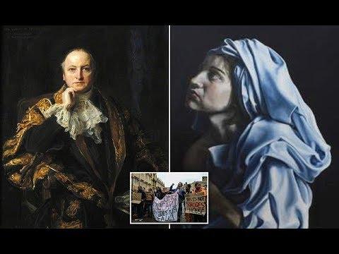 Oxford's Balliol College removes portrait of statesman