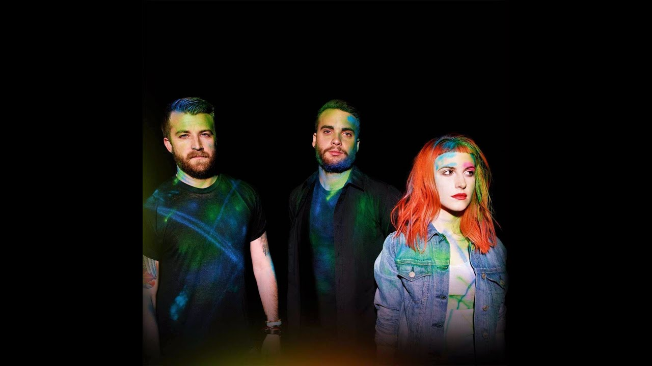 Paramore - Part II Lyrics