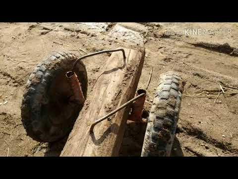 Приблуда для перевозки брёвен