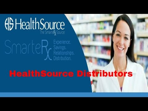 HealthSource Distributors - Pharmaceutical Company