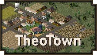 """TheoTown - """"Pixel Farming & Campsites"""""""