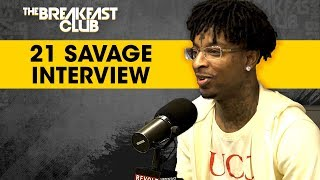 21 Savage On Evolving Through Loyalty, Loss, Fatherhood + New Music thumbnail