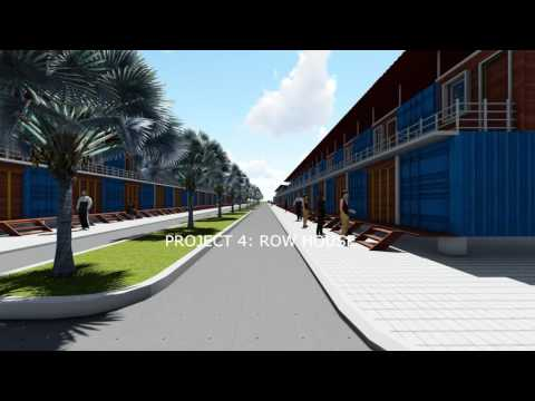Social Housing Project In Cambodia