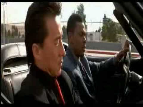 Rush Hour - Carter and Lee on the Radio