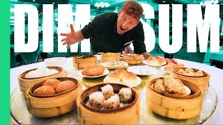 Unlimited DIM SUM FEAST in Guangzhou, China!