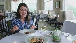 Anna Rossi at Omni Mount Washington Hotel at Bretton Woods, New Hampshire