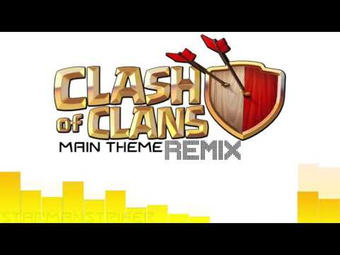Clash Of Clans War Theme Remix
