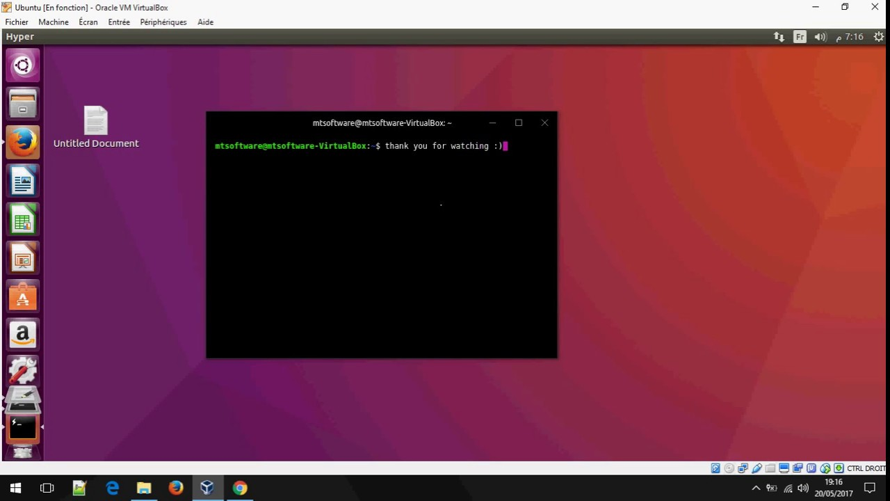 How to install Hyper Linux Terminal on Ubuntu 15 04,16 04,17 04