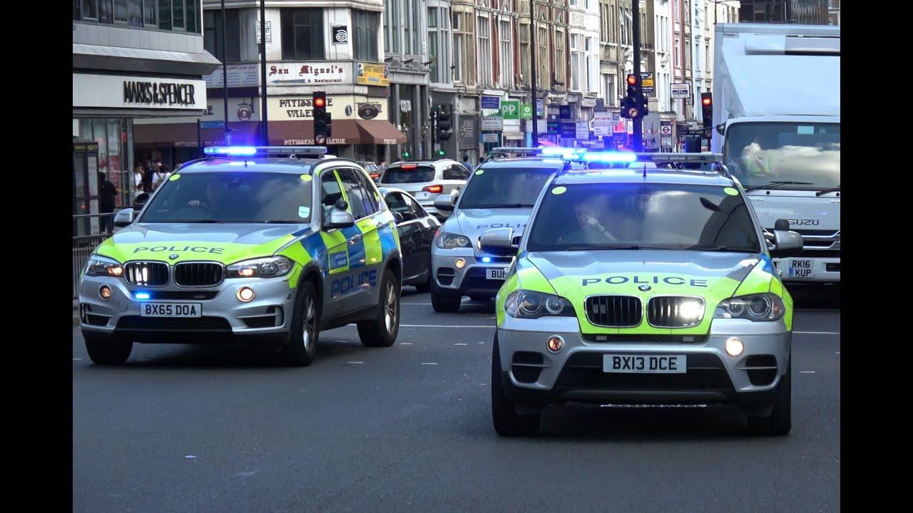 London Police Chasing Car Youtube