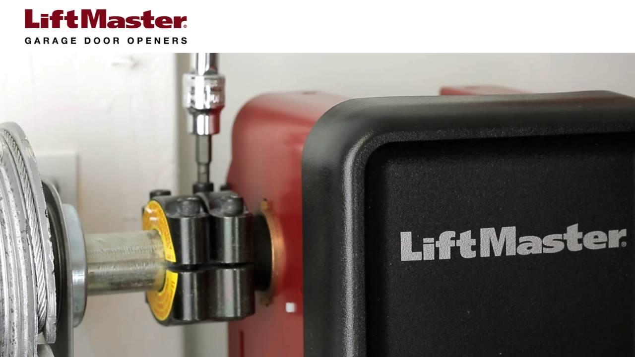 Liftmaster 8500 Garage Door Opener Installation Dandk