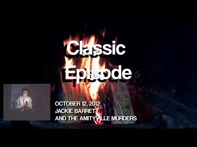 Classic Spooky: Jackie Barrett and the Amityville Murders