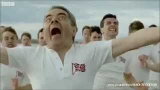 Mr Bean (Rowan Atkinson) - Opening Ceremony - London 2012 Olympic Games