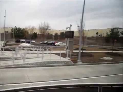 CT Transit Express Route 928 Onboard video from New Britain to Hartford