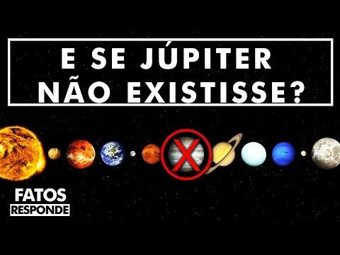 Por que a Terra seria destruída se Júpiter não existisse?
