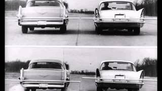 1957 Chrysler Imperial vs Cadillac 62 Dealer Promo Film