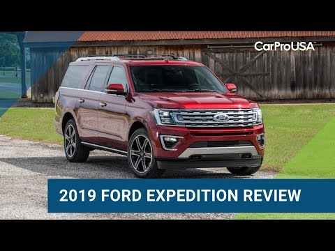 2019 Ford Expedition Limited Review and Test Drive