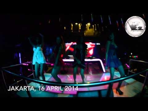 V2 Club Jakarta GIRL GONE WILD 16 April 2014