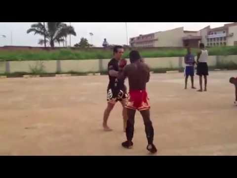 Fight Society no Mbanza Kongo