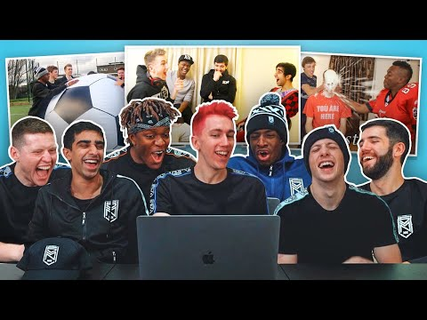 SIDEMEN REACT TO OLD VIDEOS 2
