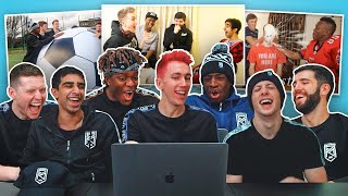 Download SIDEMEN REACT TO OLD VIDEOS 2 Mp3 and Videos