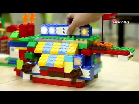 CREAMO SMART BLOCK-Arirang TV