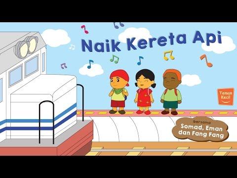 Music | Lagu Anak Indonesia | Nursery Rhymes | Naik Kereta Api