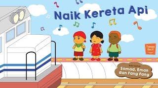 vuclip Music | Lagu anak Indonesia | Nursery Rhymes | Naik Kereta Api