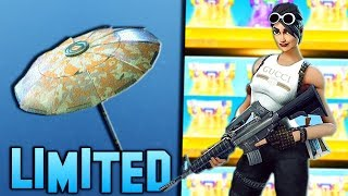 I DIDN'T KNOW THIS WAS IN FORTNITE | WIE ZU GET LIMITED EDITION FORTNITE ITEMS
