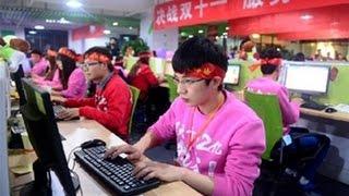 Alibaba single day online shopping value surpasses $14B