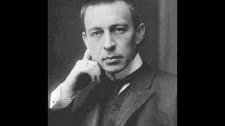 Sergei Rachmaninoff plays Chopin Scherzo No. 3, Op. 39
