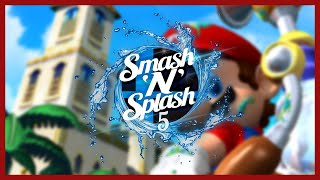 TL chillindude | Super Mario Sunshine Any% Speedrun | Smash'N'Splash 5