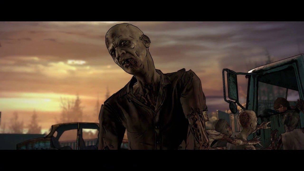 The Walking Dead: A New Frontier - Launch Trailer - Google Play