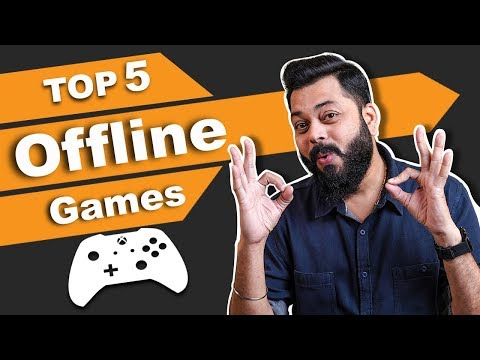 Top 5 Best Offline Games Under 100MB ⚡⚡⚡ Stay Home, Stay Safe