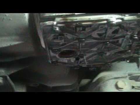 Vw Bora Golf 1 6 Automatic Tranmission Service Repair Youtube