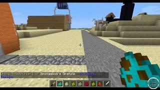 Minecraft - Review de SPONGEBOB MOD - ESPAÑOL TUTORIAL