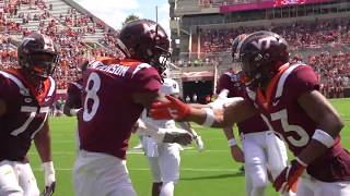 Old Dominion vs Virginia Tech Football 2019