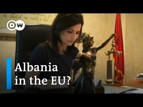 Is Albania too corrupt for EU membership? | DW Stories