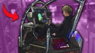 I found the world's RAREST arcade game