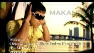 Makano Dejame Entrar DVJ Maxi & DJ Blade Remix