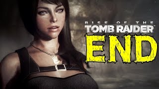 Rise of the Tomb Raider Ending Final Boss Fight After Credits Cutscene gameplay lara croft gameplay