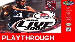 Let's Play - NBA Live 2000 (Nintendo 64)