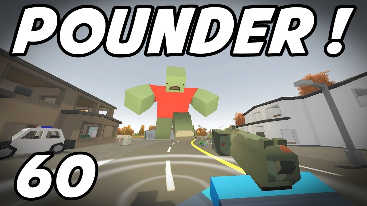 UNTURNED RolePlay GroundPounder Boss Episode Russia - Japan map unturned