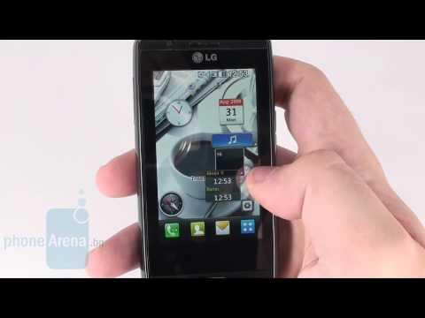 LG GT505 Ревю