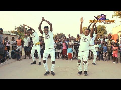 HWINDI PRESIDENT | USADZIME | GHETTO CLARK ZONE DANCE OFF | By Slimdoggz Entertainment fnl