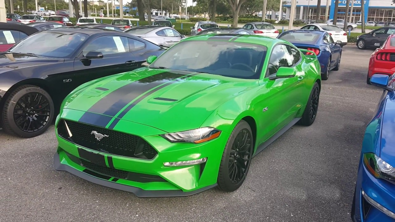 2019 mustang gt performance pack quick look the true pony car champ