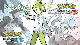 Pokémon B2/W2 - Battle! Hoenn Trainer Music HD