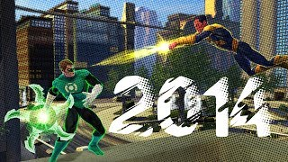 Dinozords Plans for 2014! (DC Universe Online Gameplay)