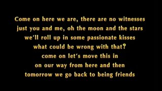 Dave Matthews and Tim Reynolds - Say Goodbye Lyrics