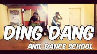 Ding Dang ,Munna Michael 2017 Tiger Shroff ,Dance choreography ,SMDA