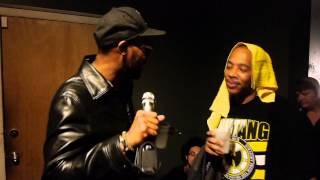 Wu Tang Clan Interview ft RZA and UGOD